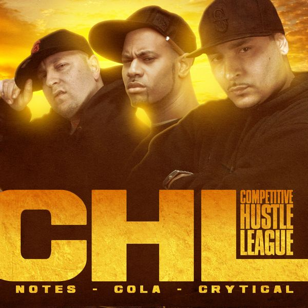 "CHL - ""Competitive Hustle League"" - 2010"