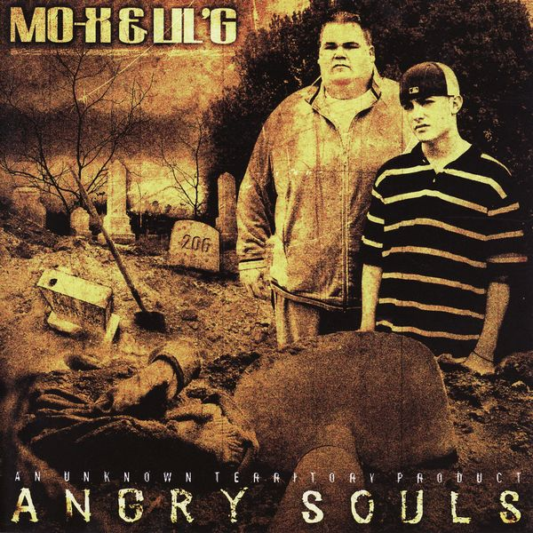 "Mo-X & Lil G - ""Angry Souls"" - 2003"