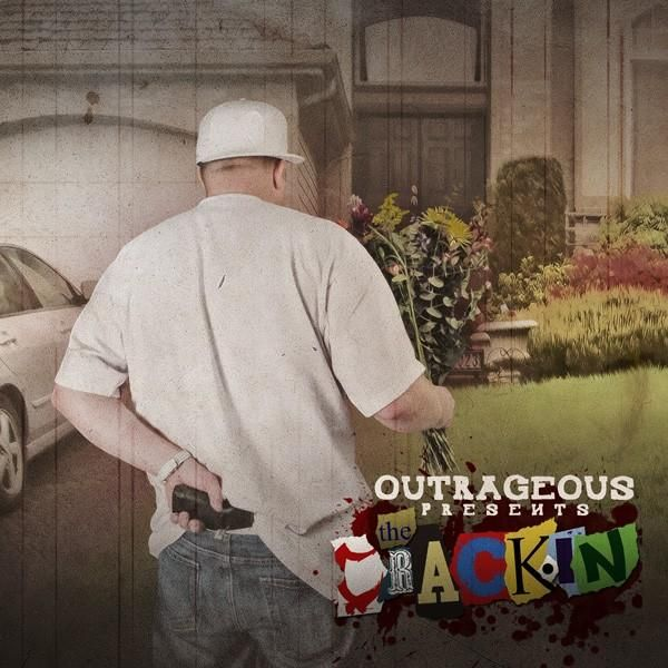 "Outrageous - ""The Ass Crack EP"" - 2010"