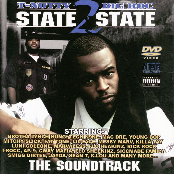 """T-Nutty - """"State 2 State Compilation"""" - 2006"""