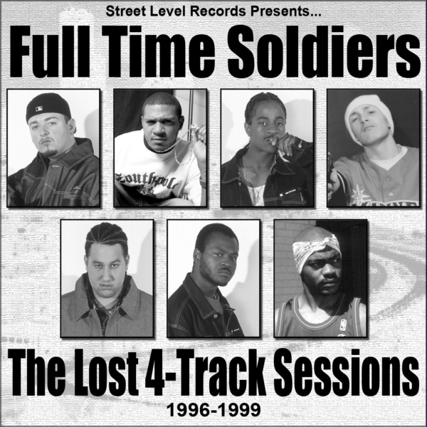 """F.T.S. - """"The Lost 4-Track Sessions (1996-1999)"""""""